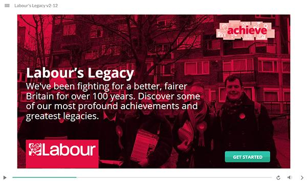 Labour's legacy screenshot